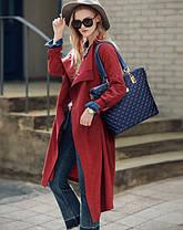 Стильний стьобаний набір жіночих сумок 6в1, фото 3