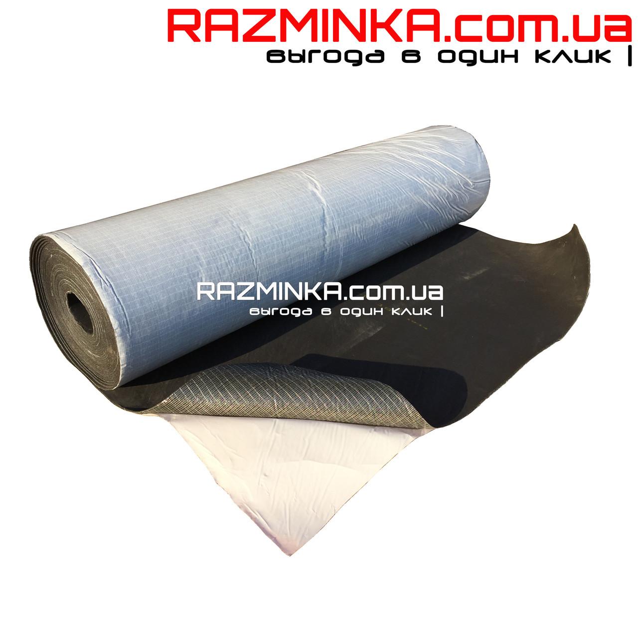 Вспененный каучук самоклеющийся 3мм