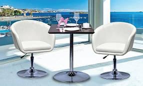 Мягкие кресла для Кафе (металлические)