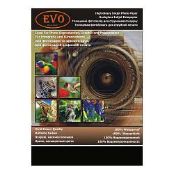 Глянцевая фотобумага EVO 180г A6 50 стр.