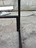 Штендер, мимоход, спотыкач, наружная реклама РАЗБОРНОЙ 800*600mm Черный!, фото 5