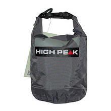 Гермомешок High Peak XXXS 1L (Gray) SVA