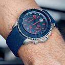 Оригинальные часы BMW Motorsport ICE Watch Steel Chrono, unisex, Team Blue with M Red (80262285903), фото 3