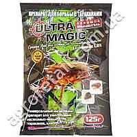 Порошок от бытовых насекомых Ultra Magic 125 г