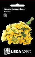 Семена кермека Золотой Берег, 0,15 гр., желтый