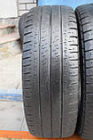Шины б/у 225/70 R15C Michelin Agilis, ЛЕТО, 3-4 мм, пара, фото 2