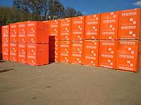Стеновые блоки Аерок AEROC газобетон (газоблок) автоклавный г. Обухов, г. Березань