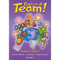 Oxford Team 3 Students Book+ Workbook