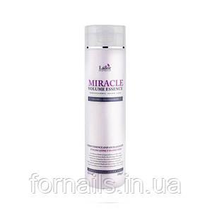 Эссенция для фиксации и объема волос La'dor Miracle Volume Essence, 250 мл