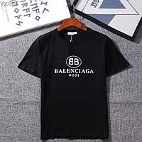 Модная женская футболка в стиле Balenciaga (Баленсиага)