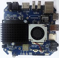Ugoos AM6  - смарт приставка з активним охолодженням, яка працює на новому SoC S922X
