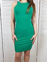 РАСПРОДАЖА! Приталенное платье H&M с застежкой на молнию сзади, фото 1