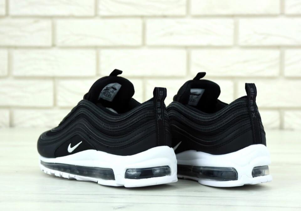 30789194 Кроссовки Nike Air Max 97 Black White купить в Киеве | Im-PoLLi ...