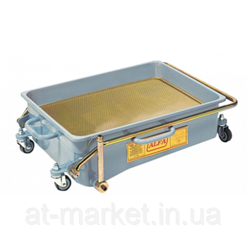 Поддон для слива отработанного масла 50 л ALFA 0A24170
