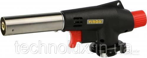 Газовая паяльная лампа Virok 44V165