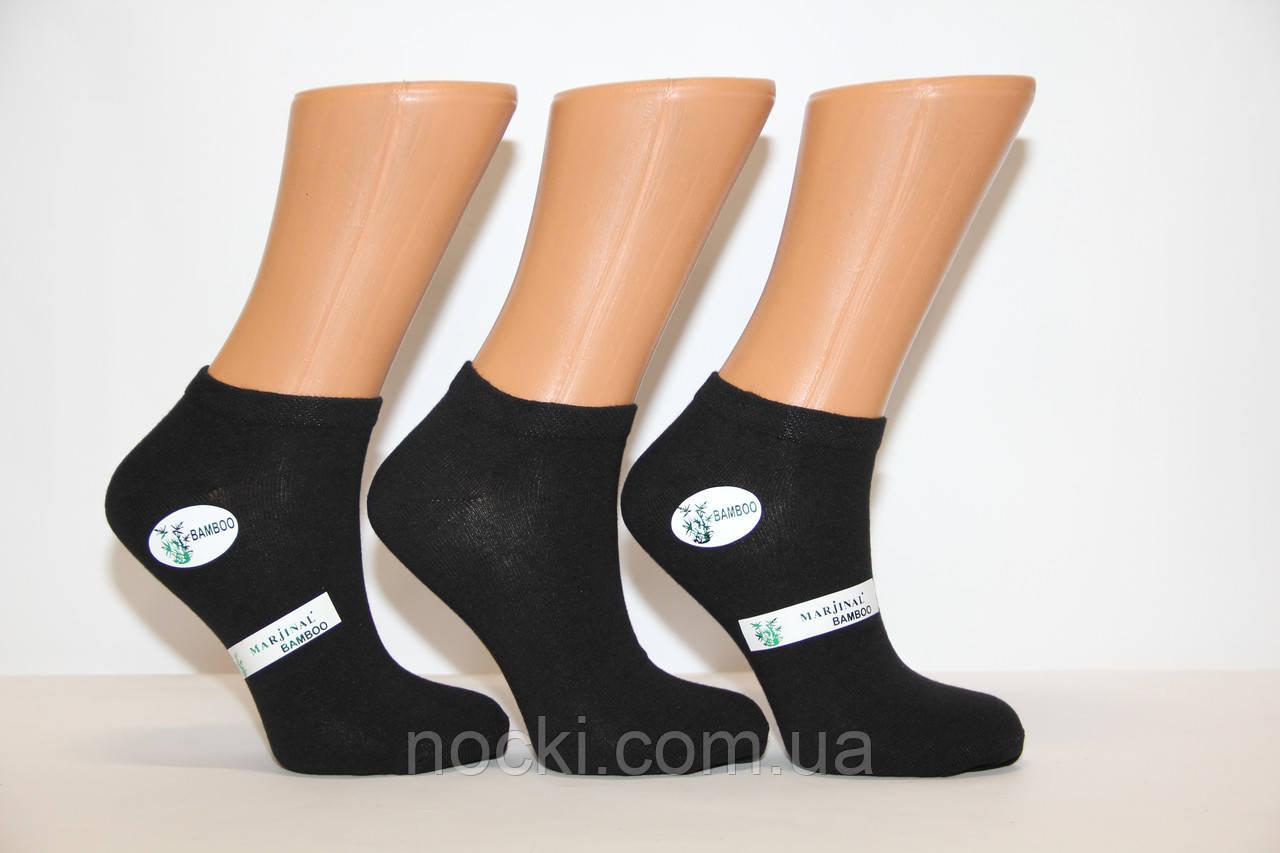 Женские носки короткие с бамбука Маржинал