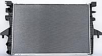 Радиатор VW Transporter T5 2003- 2016 2.5 TDI (плоские соты)