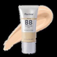 Відбілюючий ВВ крем SPF30 Akten Cosmetics Flormar 01 Light 35 мл (2742514)
