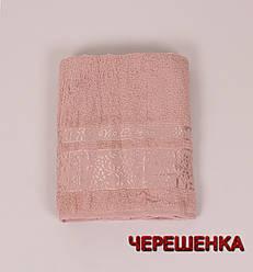 Махровое полотенце банное CESTEPEBUKET (150*90) Пудра