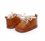 Теплые ботинки для мальчика 14 см, фото 3