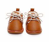 Теплые ботинки для мальчика 14 см, фото 2