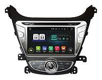 """Штатная магнитола Incar AHR-2464 Android 5.1 Hyundai Elantra 2014+ экран 8"""" мультимедийное головное устройство"""