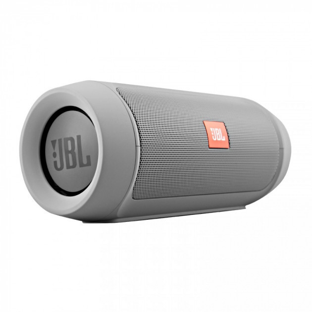 АКЦИЯ! Колонка JBL Charge 2 + Power Bank Xiaomi Mi 10400mAh в ПОДАРОК Серый