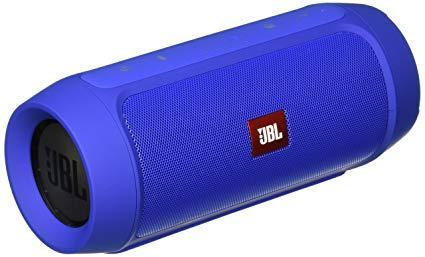 АКЦИЯ! Колонка JBL Charge 2 + Power Bank Xiaomi Mi 10400mAh в ПОДАРОК Синий