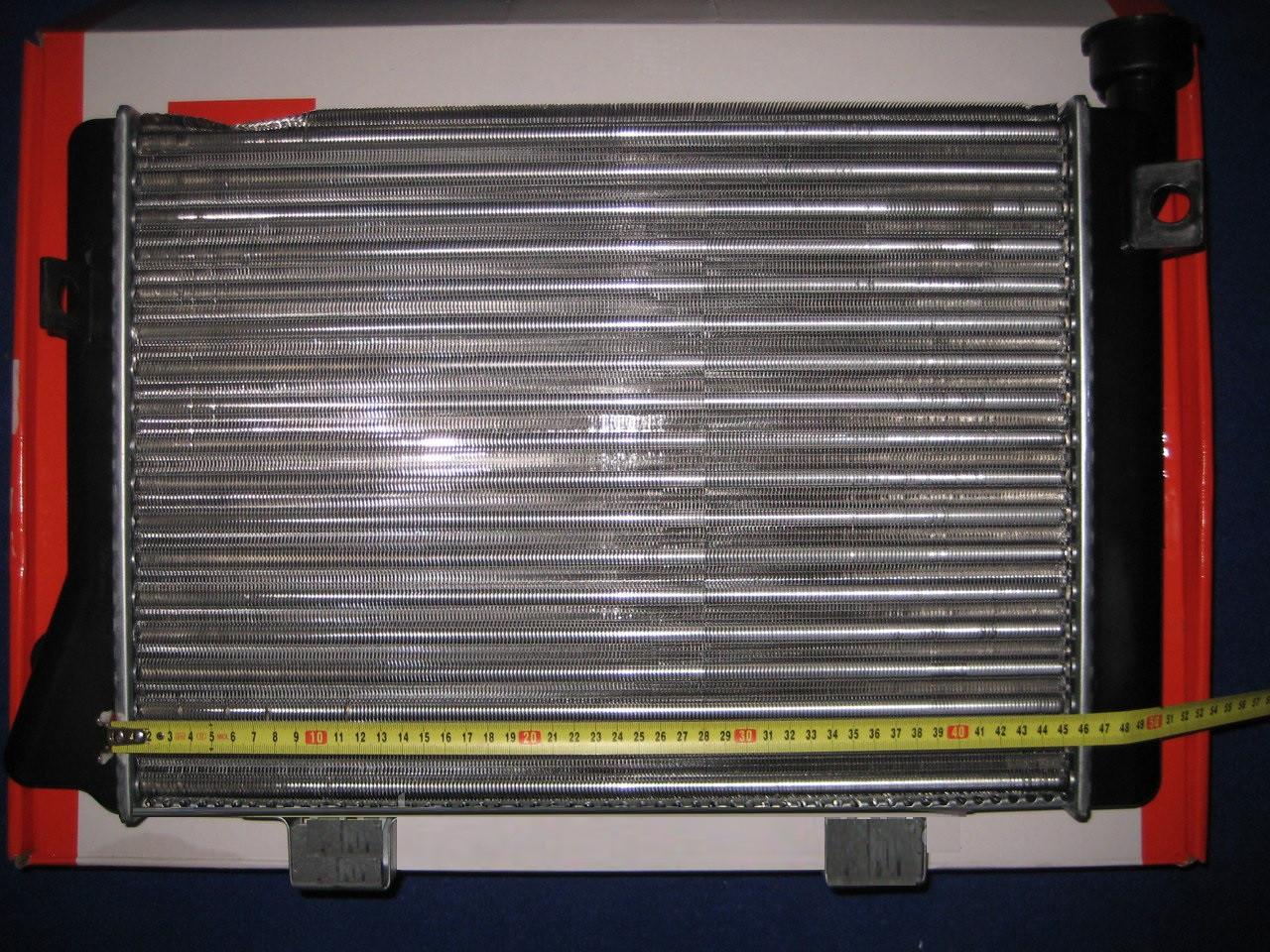 Радіатор вод. охо. ВАЗ 2103,2106 (пр-во ПЕКАР), 2106-1301012