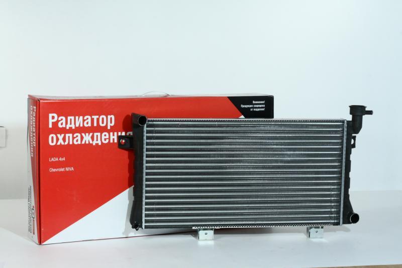 Радиатор вод. охлажд. ВАЗ 21214 , 21214-1301012