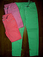 Котоновые брюки для девочек Glo-story 92 рр.