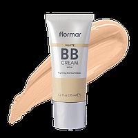 Відбілюючий ВВ крем SPF30 Akten Cosmetics Flormar 03 Dark Medium 35 мл (2742516)