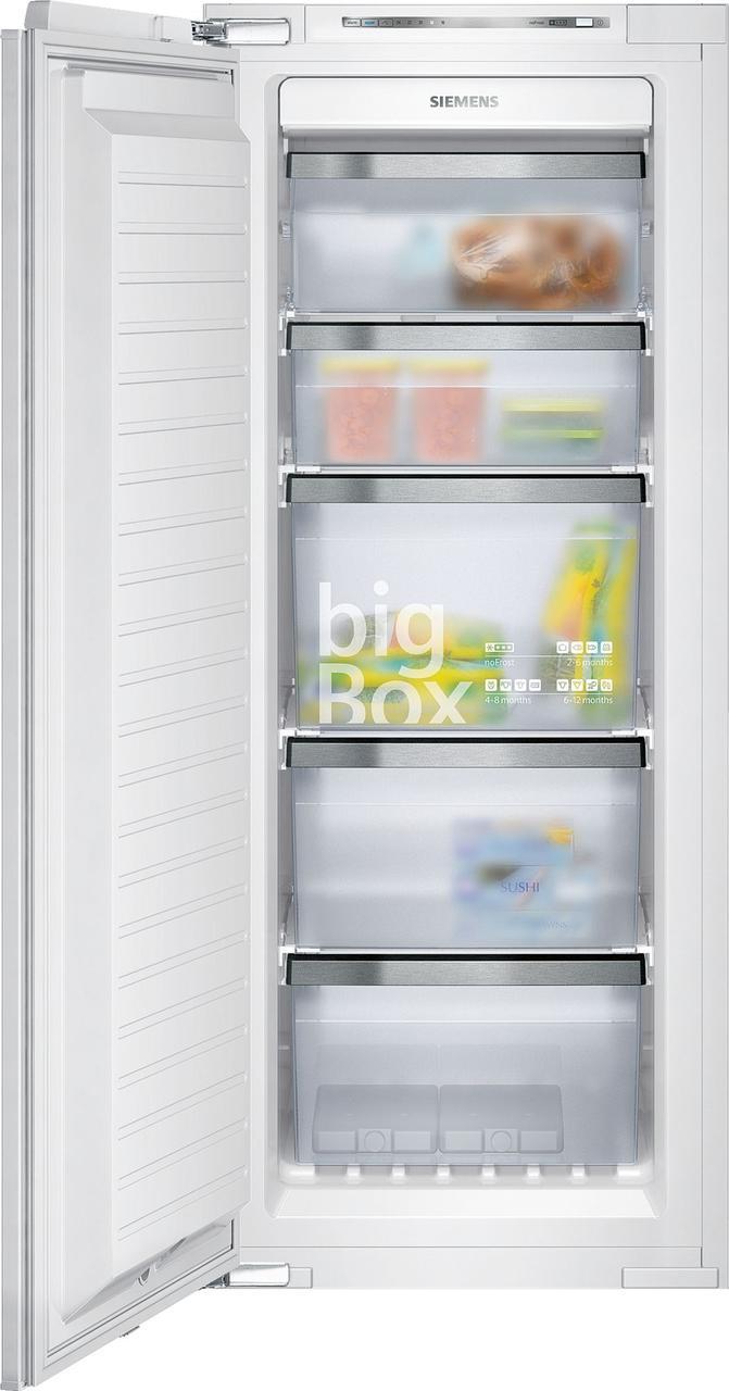Встраиваемый морозильник Siemens GI25NP60 NoFrost