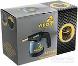Газовая паяльная лампа Virok 44V142, фото 2