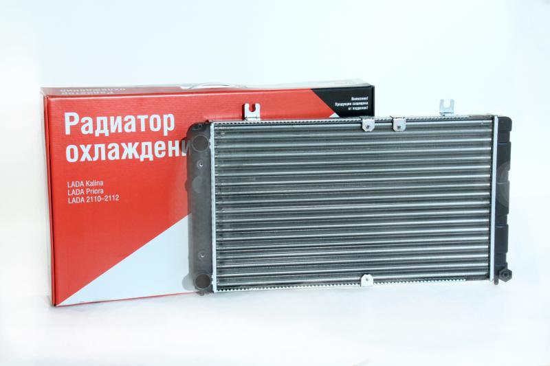 Радіатор вод. охо. ВАЗ 2110,-11,-12 (інж.) (TEMPEST), 2112-1301012-10