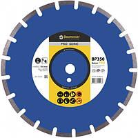 Круг алмазний відрізний Baumesser Beton Pro 1A1RSS/C3 350 x 25.4 Сегментний (94120008024)