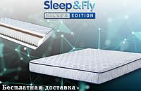 Ортопедический матрас Sleep&Fly Silver Edition Platinum / Платинум, фото 1