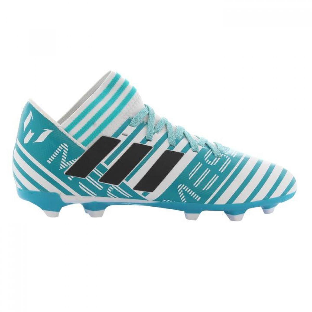 Футбольные бутсы adidas NEMEZIZ MESSI 17.3 FG BY2414 (Оригинал)