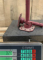 Полуось дифференциальная 24/230 мм жигуль /мотоблок сварная, фото 1