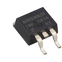 MOSFET транзистор IRF1404ZSPBF INFIN TO-263