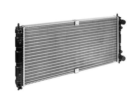 Радиатор вод. охлажд. ВАЗ 2123 НИВА ШЕВРОЛЕ (пр-во ПЕКАР), 2123-1301012