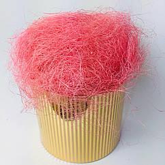 Сизаль 80 г, розовая