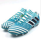 Футбольные бутсы adidas NEMEZIZ MESSI 17.3 FG BY2414 (Оригинал), фото 6
