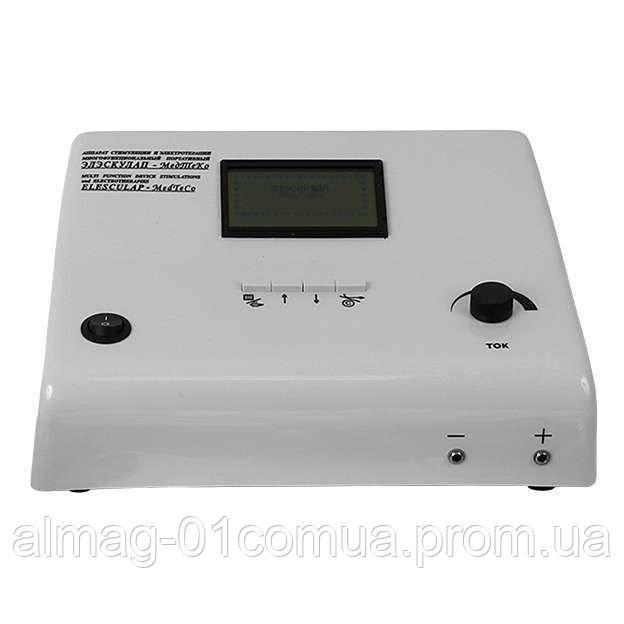 Аппарат стимуляции и электротерапии Элэскулап 3 (3 режима: электросон, аналгезия, электрофорез/гальванизация)