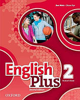 English Plus 2 Secon Edition Student Books 362 + Workbook and MultiROM 238