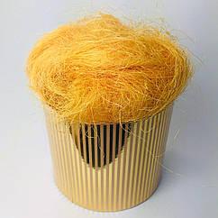 Сизаль 80 г, желтый