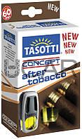 Tasotti Concept After Tobacco Ароматизатор гелевый на воздухозаборник, 8 мл (63589)