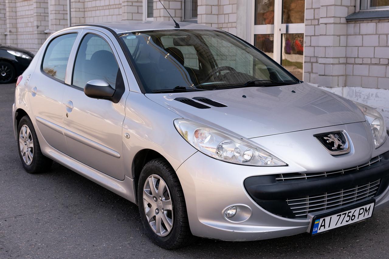 Peugeot 206 Hatchback (5d) 2009