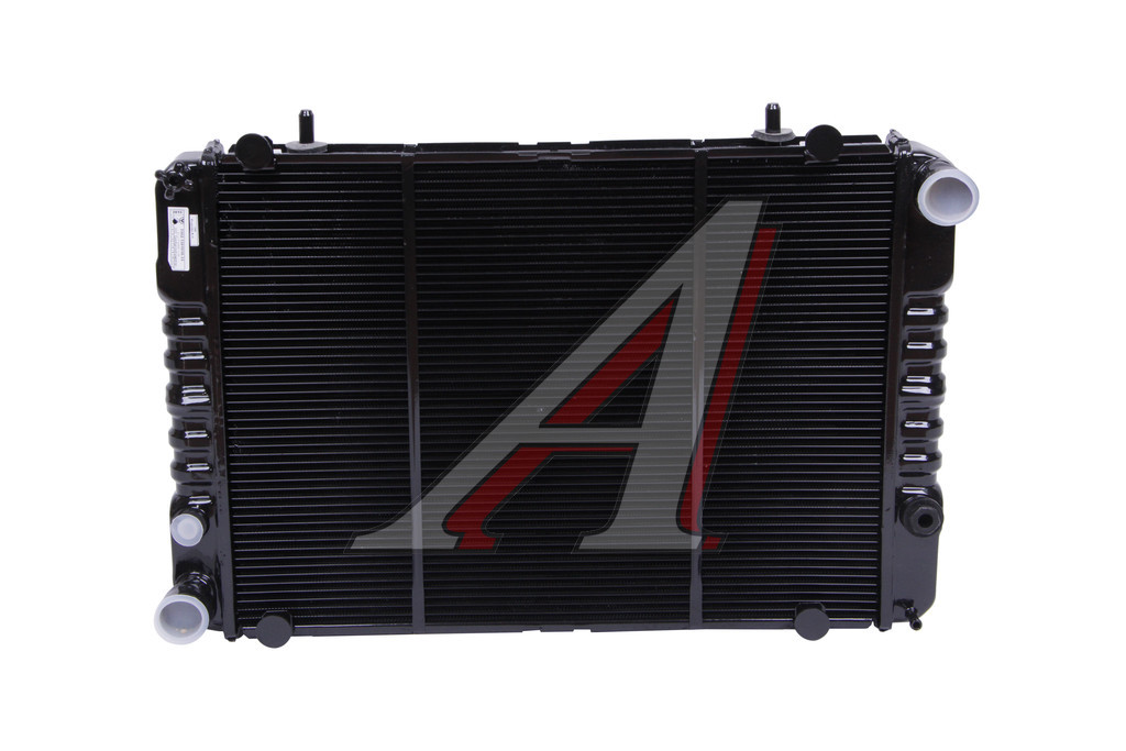 Радиатор вод. охлажд. ГАЗ 3302 (3-х рядн.) (под рамку) аллюм. (пр-во Прогресс), 3302-1301010