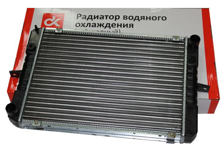 Радіатор вод. охо. ГАЗ 3302 (3-х рядн.) (з вухами) 51 мм , 3302-1301010-10